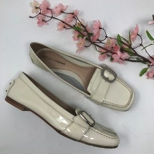 Arturo Chiang Patent Leather Driving Loafers 8.5